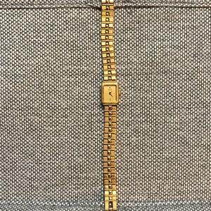 Gold Seiko Quartz Watch